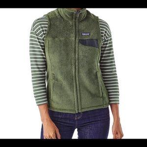 Patagonia Re-Tool Vest, SM, Green